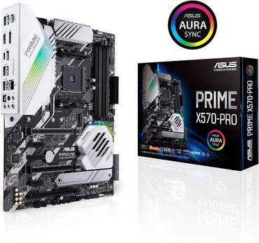 Kompüter üçün komplektləyicilər Bakıda: Asus Prime x570 Pro! Ryzen 5 3600,3600xRyzen 7 3700x,3800x,3800xtRyzen