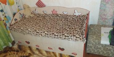 Новая детская кровать от 3-4 лет до 15.  в Бишкек