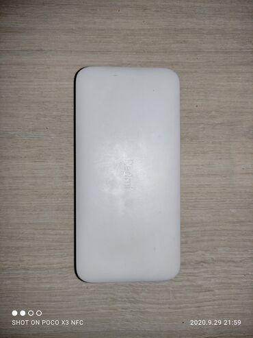 беспроводные наушники для ipad в Кыргызстан: Power Bank Redmi на 10 000 mAh (пользовался 2 раза)-2000