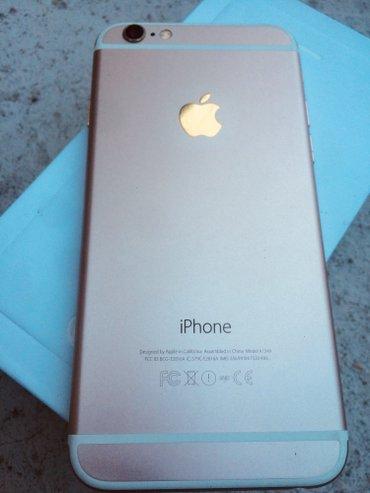 Срочно продаю IPHONE 6 GOLD 64GB!🔥🔥 в Бишкек