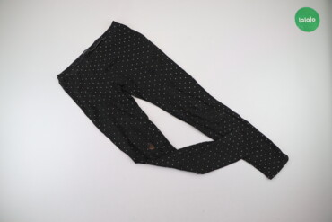 Личные вещи - Украина: Жіночі штани в крапочку, р. XS   Довжина: 87 см Довжина кроку: 64 см