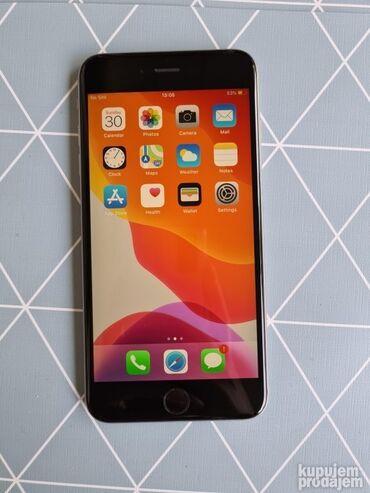 Fiksni telefon - Srbija: Polovni iPhone 6s Plus 16 GB Tamno-siva (Space Grey)