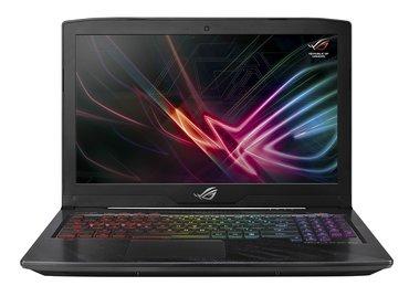 Ноутбук ASUS ROG Strix GL703V (Intel Core i7 7700HQ 2800 MHz/