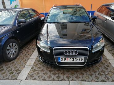 Audi a3 1 8 tfsi - Srbija: Audi A4 1.9 l. 2005 | 270000 km