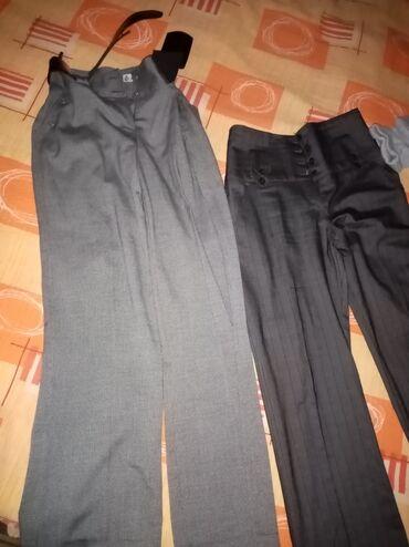 I pantalone broj - Srbija: Zenske pantalone, po 1000 i 500, din, 28 broj,29 i 31 br, jakna