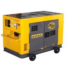 Işıq generatoru - Azərbaycan: Dizel generator avtomatika
