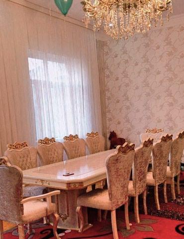 Masallı şəhərində Stol ve stul...masa ve oturacaq desti...10 nəfərlik 1100