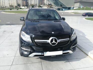 Mercedes-Benz GLE-class 3.5 л. 2016 | 44500 км