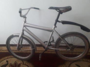 Bakı şəhərində saz veziyyetdedi hec bir problemi yoxdu teze yigilib 20 lik velosiped