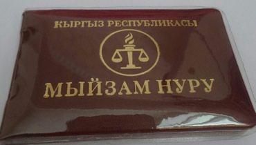 Мыйзам нуру коррупцияга каршы курошуу в Бишкек