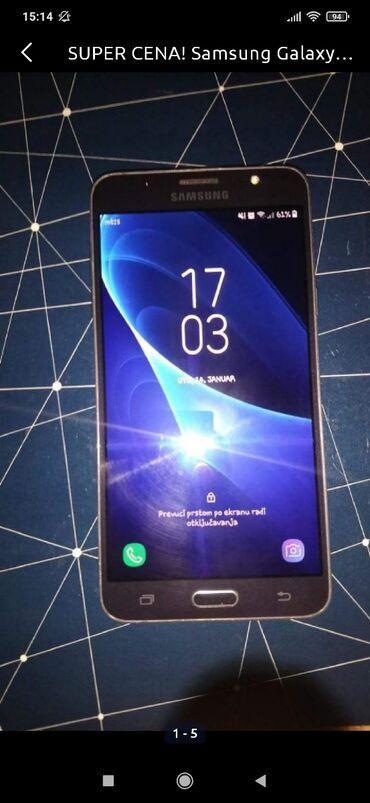 Samsung Galaxy J7 2016,korišćen sa malim tragovima korišćenja