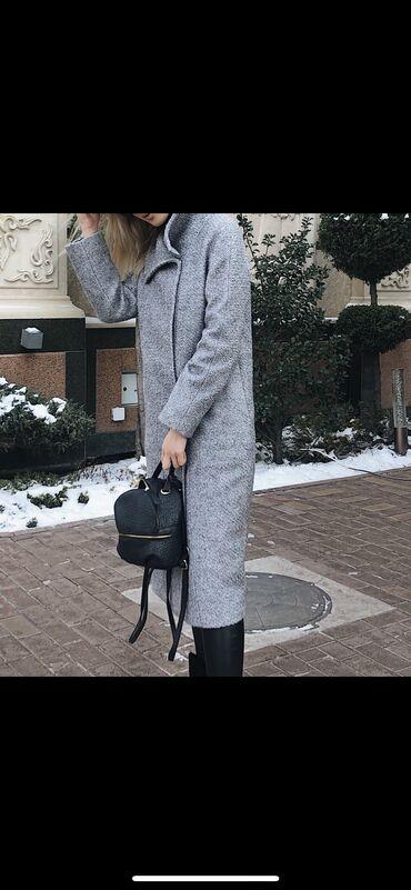 prinimaem zakazy po poshivu odezhdy в Кыргызстан: Пальто POMPA новое 46 размер