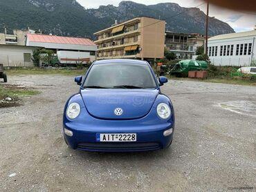 Μεταχειρισμένα Αυτοκίνητα - Ελλαδα: Volkswagen Beetle - New (1998-Present) 2 l. 2000   93800 km