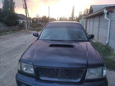 Subaru Forester 2 л. 2000