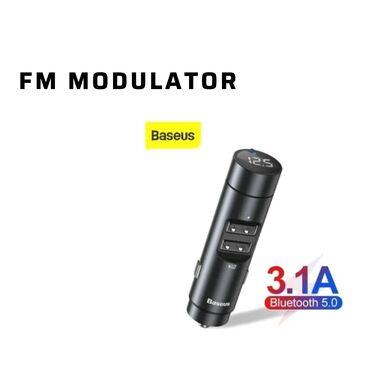 Fm modulator, Fm modulyatorAvtomobilinizin radiosunu sərbəst bir