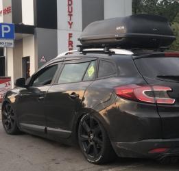 avtomobil satılır in Azərbaycan   MERCEDES-BENZ: Niken firması Port bagaj, avtomobil bagajı satılır spoilerli və hava