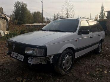 рио токмок квартиры in Кыргызстан | АВТОЗАПЧАСТИ: Volkswagen Passat 2 л. 1993