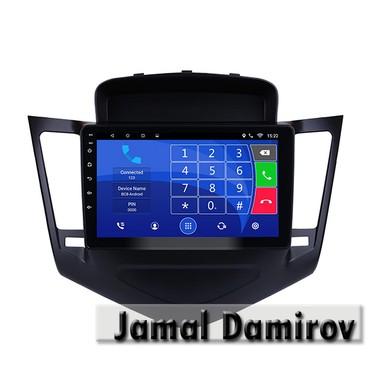 Maqnitolalar Azərbaycanda: Chevrolet Cruze üçün Android DVD-monitor. Android DVD-монитор для