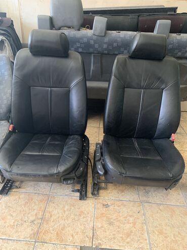 bmw kaplja в Кыргызстан: Продаю сиденья на БМВ е39, кожаные в хорошем состоянии, привозные с Ге