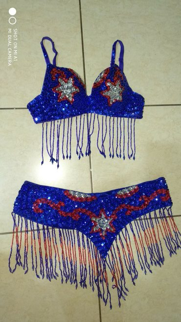 Belly dance / oriental costume  ,only worn once , for size info inbox σε Σούδα