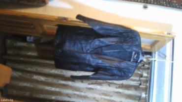 Продаю кож. пиджак б/у. размер 46-48. в Бишкек