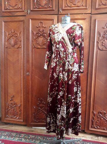 Женская одежда - Кашка-Суу: Очень женственное шикарное платье!