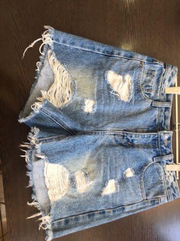 Продаю шорты женские, джинсовые