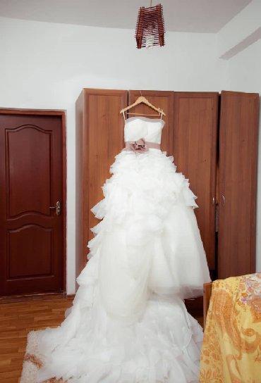 dezodorant aloje vera в Кыргызстан: Свадебное платье срочная цена покупала за 2500 $ Платье от Vera Wong