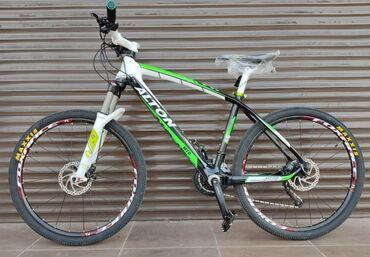 trinx велосипед производитель в Кыргызстан: Велосипед ALTON оригиналПроизводство Южная КореяГидравлические