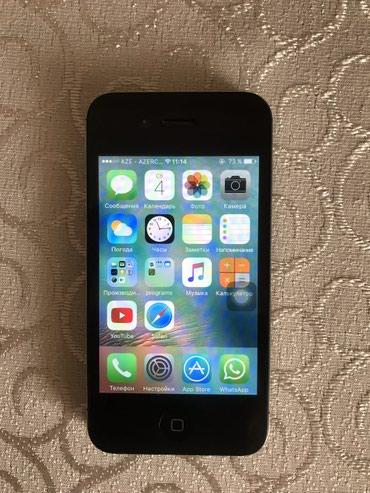 apple 4s əsli - Azərbaycan: Iphone 4S. Tam yaxsi veziyyetdedi. Ustaya gosterilmeyib