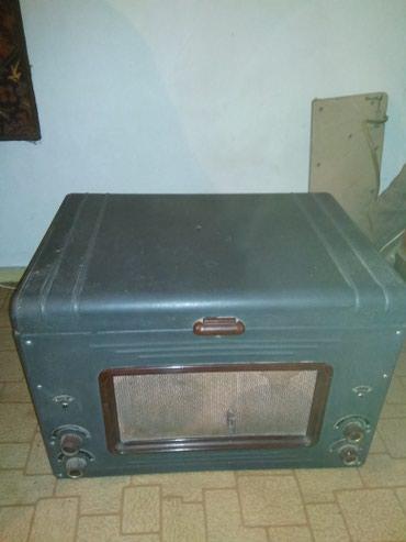 Магнитофон студийный М 8- II. Изготовлен в Бишкек