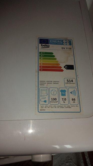 Beko ves masina - Srbija: Frontalno Mašina za pranje Beko 7 kg