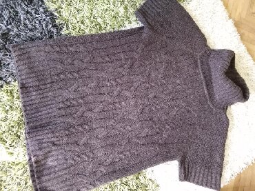 Ženska odeća | Zabalj: Džemper tunika kratkih rukava ne piše vel. ali odgovara L/XlDužina 73