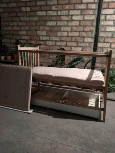 Детская кровать. производство Россия. Реальному покупателю уступлю в Бишкек