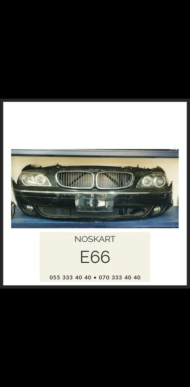 ehtiyat hisseleri telefon - Azərbaycan: BMW E66 ehtiyat hisseleri, Noskart