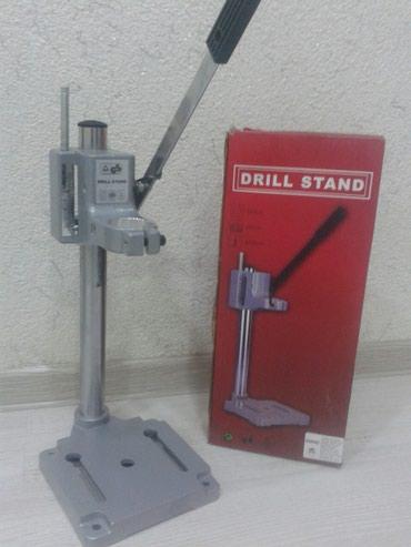 Bakı şəhərində Drel ücün vertikal stend  model BG  - 6100