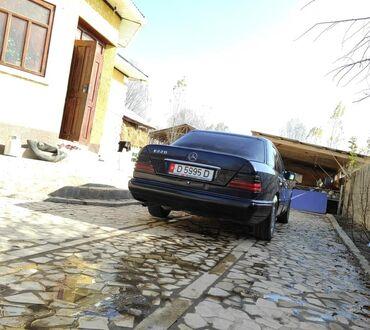 духи обмен в Кыргызстан: Mercedes-Benz E 220 2.2 л. 1993