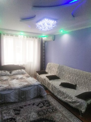 Манаса Киевская однокомнатная Закрытый двор, теплый дом, удобное расп