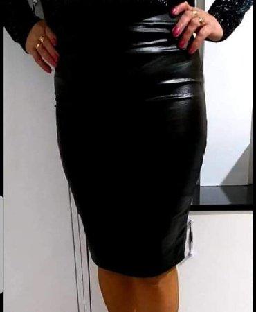 Pantalone-flame-moderno - Srbija: Kozne suknje. S velicina  Novo, moderno, primetno