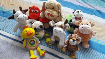 Детский мир - Кок-Ой: Мягкие игрушки.Некоторые говорящие,с музыкой