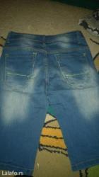 Dečije kratke pantalone, kao nove, nošene par puta. - Indija