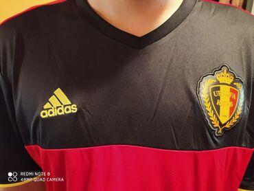Футбольная форма новаяAdidas оригинал,сборная Бельгии.Размер XL,цена