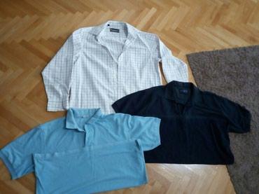 Kosulja i 2 majice poklon - Nis