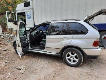 умут и ко вакансии in Кыргызстан | ПРОДАЖА ДОМОВ: BMW X5 3 л. 2002