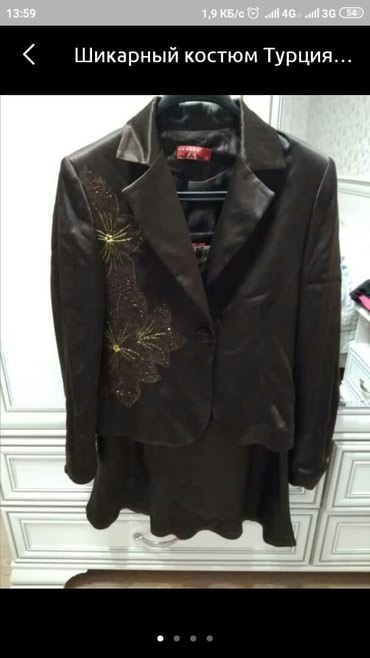 Продаю костюм производства Турция, в Бишкек