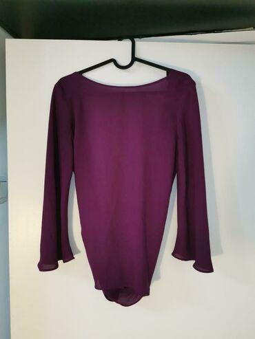 Zara majica golih ledja ocuvana velicina M 1800 din