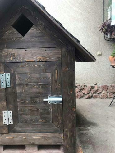 Продаю будку для собаки(немецкая в Бишкек