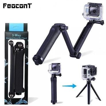 gopro в Азербайджан: GoPro action kameralar uucun selfie cubugu tutacag.(Gopro ve action