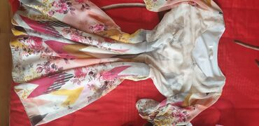 турецкое платье шифон в Кыргызстан: Лёгкое шифоновое турецкое платье, 42 размер, Не носила, брала за