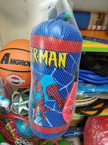 Bakı şəhərində Boks kisəsi uşaq üçün Spiderman